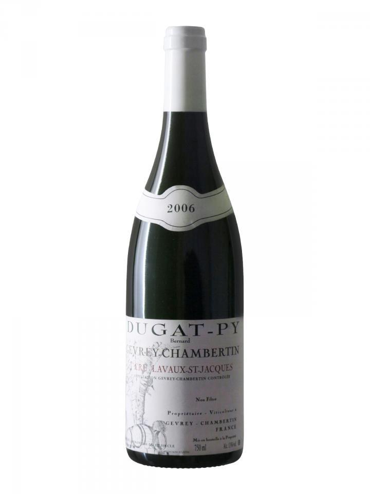 Gevrey-Chambertin 1er Cru Lavaux Saint Jacques Bernard Dugat-Py 2006 Bottle (75cl)