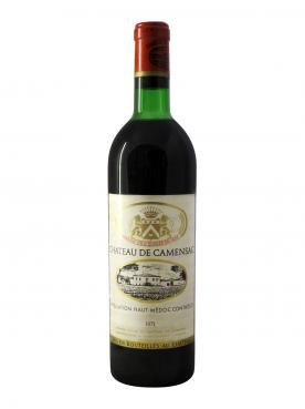 Château de Camensac 1971 Bottle (75cl)