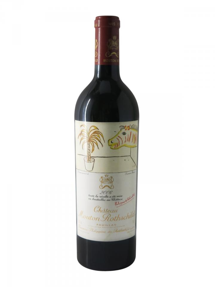 Château Mouton Rothschild 2006 Bottle (75cl)