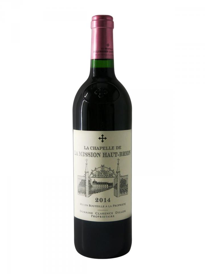 La Chapelle de la Mission Haut-Brion 2014 Bottle (75cl)