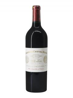 Château Cheval Blanc 2011 Original wooden case of 6 bottles (6x75cl)
