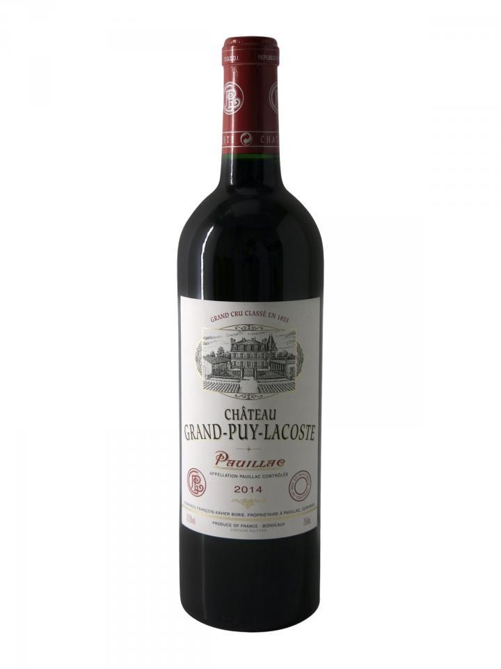 Château Grand-Puy-Lacoste 2014 Bottle (75cl)