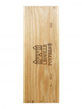 Château Léoville Poyferré 2014 Original wooden case of one salmanazar (1x900cl)