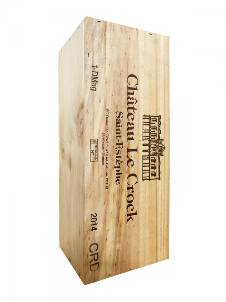 Château Le Crock 2014 Double magnum (300cl)