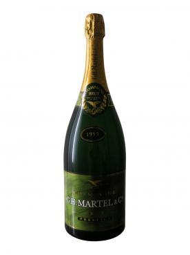 Champagne G.H. Martel & C° Prestige Brut 1995 Magnum (150cl)