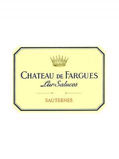 Château de Fargues 2006 Original wooden case of 12 bottles (12x75cl)