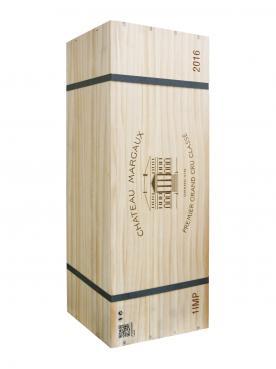 Château Margaux 2016 Original wooden case of one impériale (1x600cl)