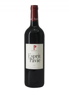 Esprit de Pavie 2011 Original wooden case of 6 bottles (6x75cl)