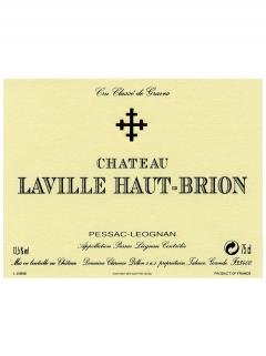 Château Laville Haut-Brion 2006 Original wooden case of 6 bottles (6x75cl)