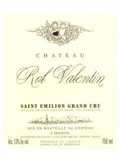 Château Rol Valentin 2011 Original wooden case of 6 bottles (6x75cl)