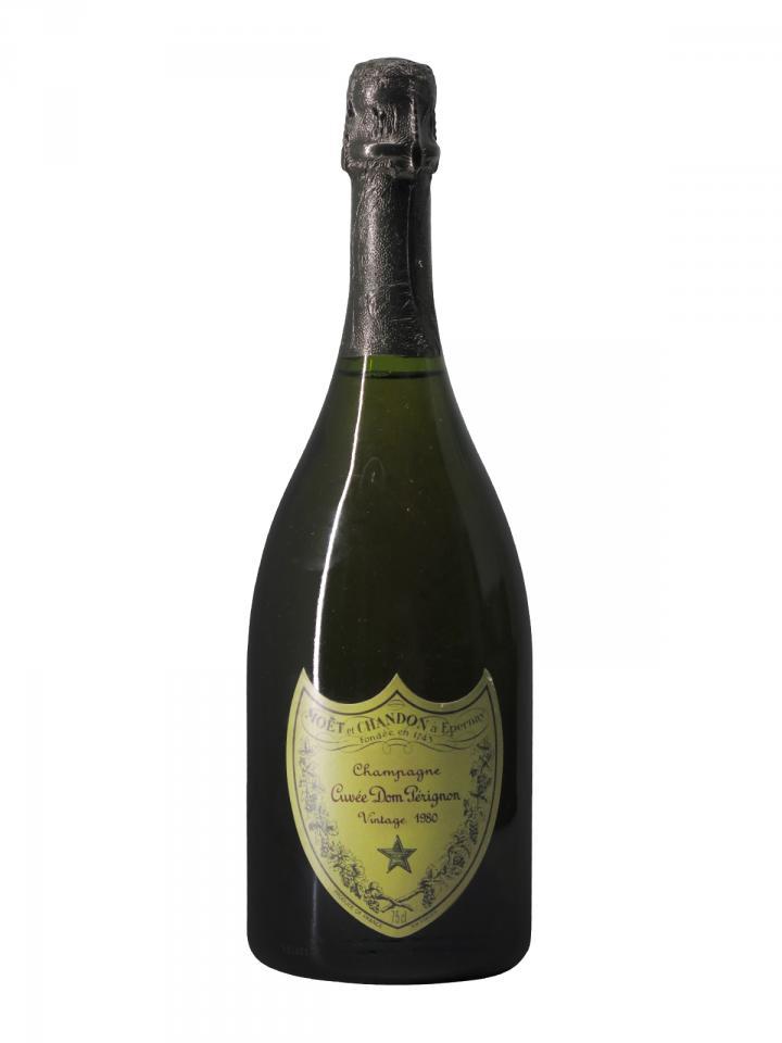 Champagne Moët & Chandon Dom Pérignon Brut 1980 Bottle (75cl)