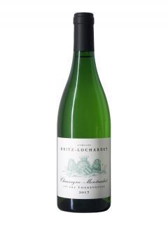 Chassagne-Montrachet 1er Cru Les Chenevottes Domaine Heitz-Lochardet 2017 Bottle (75cl)