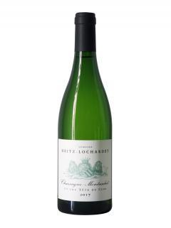Chassagne-Montrachet 1er Cru Morgeot Tête de Clos Domaine Heitz-Lochardet 2017 Bottle (75cl)