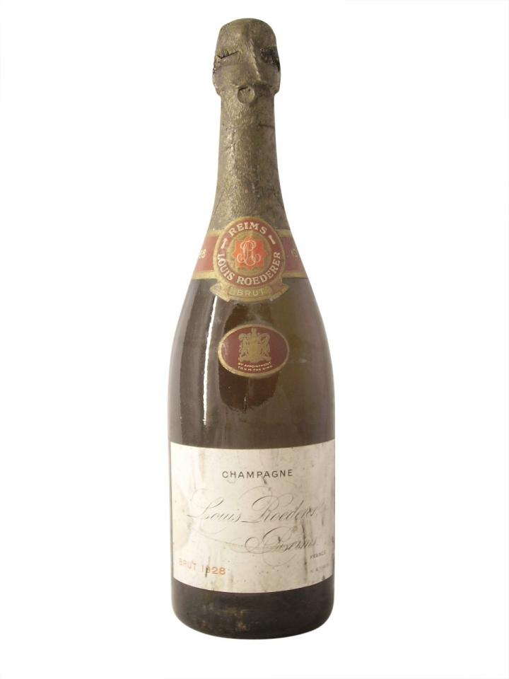 Champagne Louis Roederer Brut 1928 Bottle (75cl)