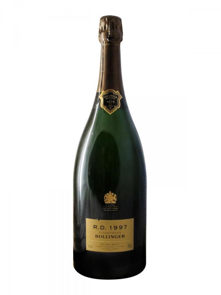 Champagne Bollinger R.D. Extra Brut 1997 Magnum (150cl)