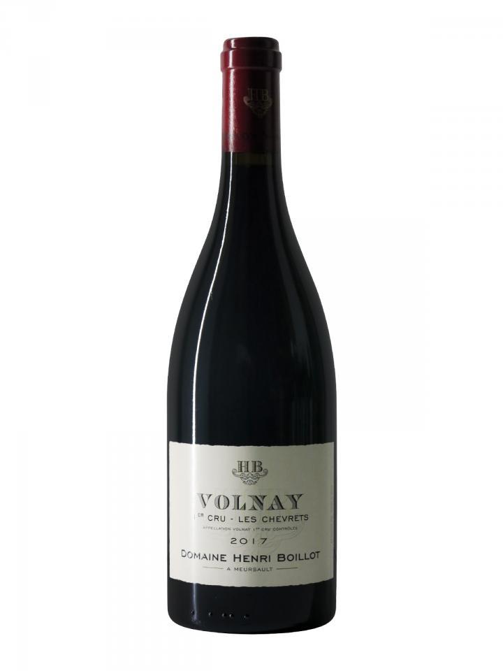 Volnay 1er Cru Les Chevrets Domaine Henri Boillot 2017 Bottle (75cl)
