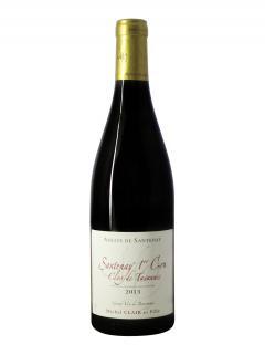 Santenay 1er Cru Clos de Tavannes Michel Clair & Fille 2013 Bottle (75cl)