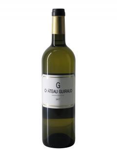 Le G de Château Guiraud 2017 Bottle (75cl)