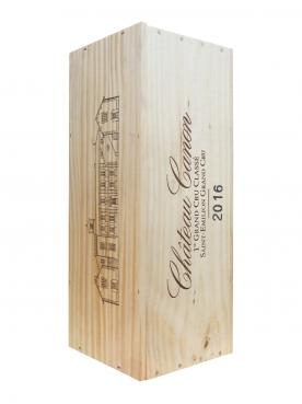 Château Canon 2016 Original wooden case of one double magnum (1x300cl)