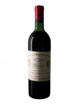 Château Cheval Blanc 1960 Bottle (75cl)