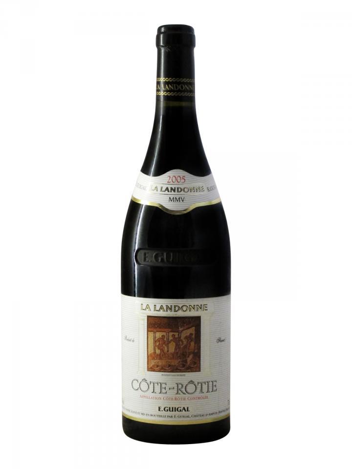 Cote-Rotie Domaine Guigal La Landonne 2005 Bottle (75cl)