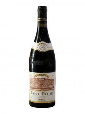 Cote-Rotie Domaine Guigal La Mouline 2005 Bottle (75cl)