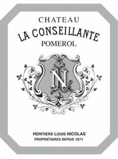 Château La Conseillante 2008 Original wooden case of 12 bottles (12x75cl)
