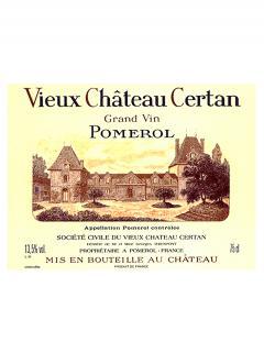 Vieux Château Certan 2004 Original wooden case of 12 bottles (12x75cl)