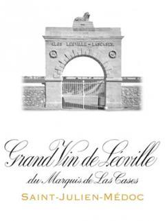 Château Léoville Las Cases 2004 Original wooden case of 12 bottles (12x75cl)