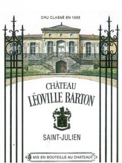 Château Léoville Barton 1996 Original wooden case of 12 bottles (12x75cl)