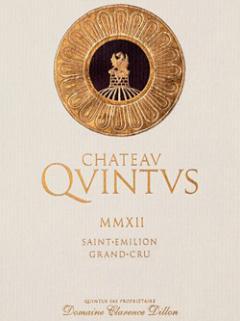 Chateau Quintus 2011 Original wooden case of 12 bottles (12x75cl)