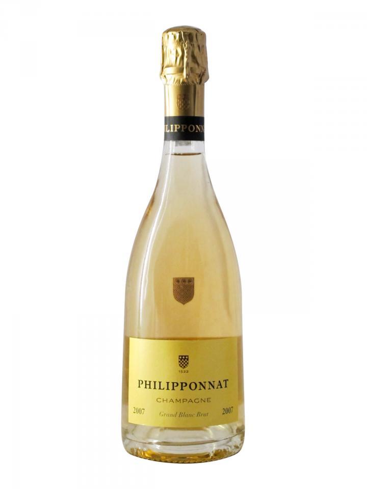Champagne Philipponnat Grand Blanc Brut 2007 Bottle (75cl)