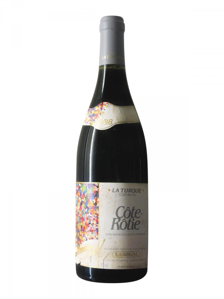 Cote-Rotie Domaine Guigal La Turque 1998 Bottle (75cl)