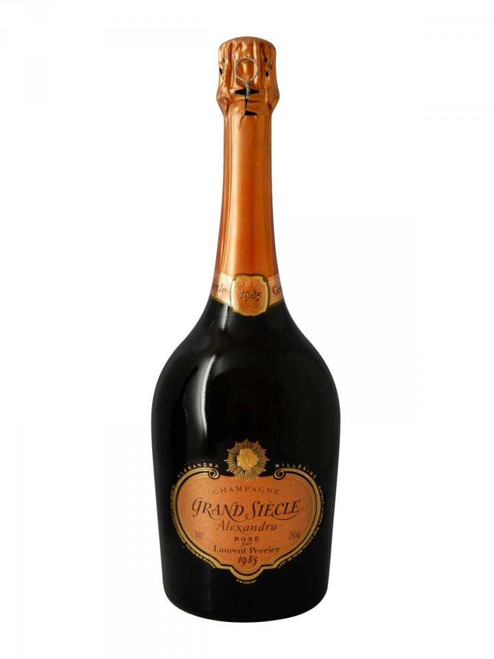 Champagne Laurent Perrier Grand Siècle Alexandra Rosé Brut 1985 Bottle (75cl)