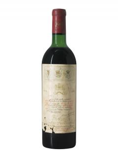 Château Mouton Rothschild 1964 Bottle (75cl)