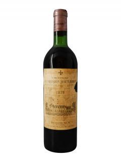 Château La Mission Haut-Brion 1972 Bottle (75cl)