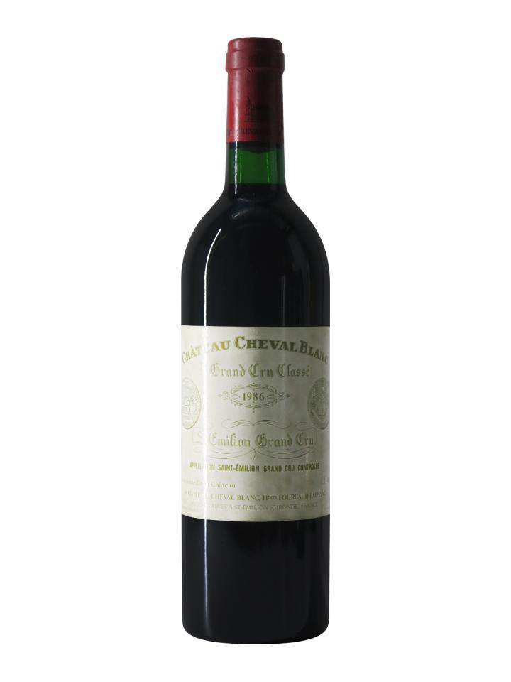 Château Cheval Blanc 1986 Bottle (75cl)