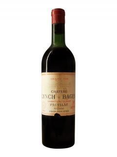 Château Lynch Bages 1964 Bottle (75cl)