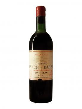 Château Lynch Bages 1964 Bottle (75cl)